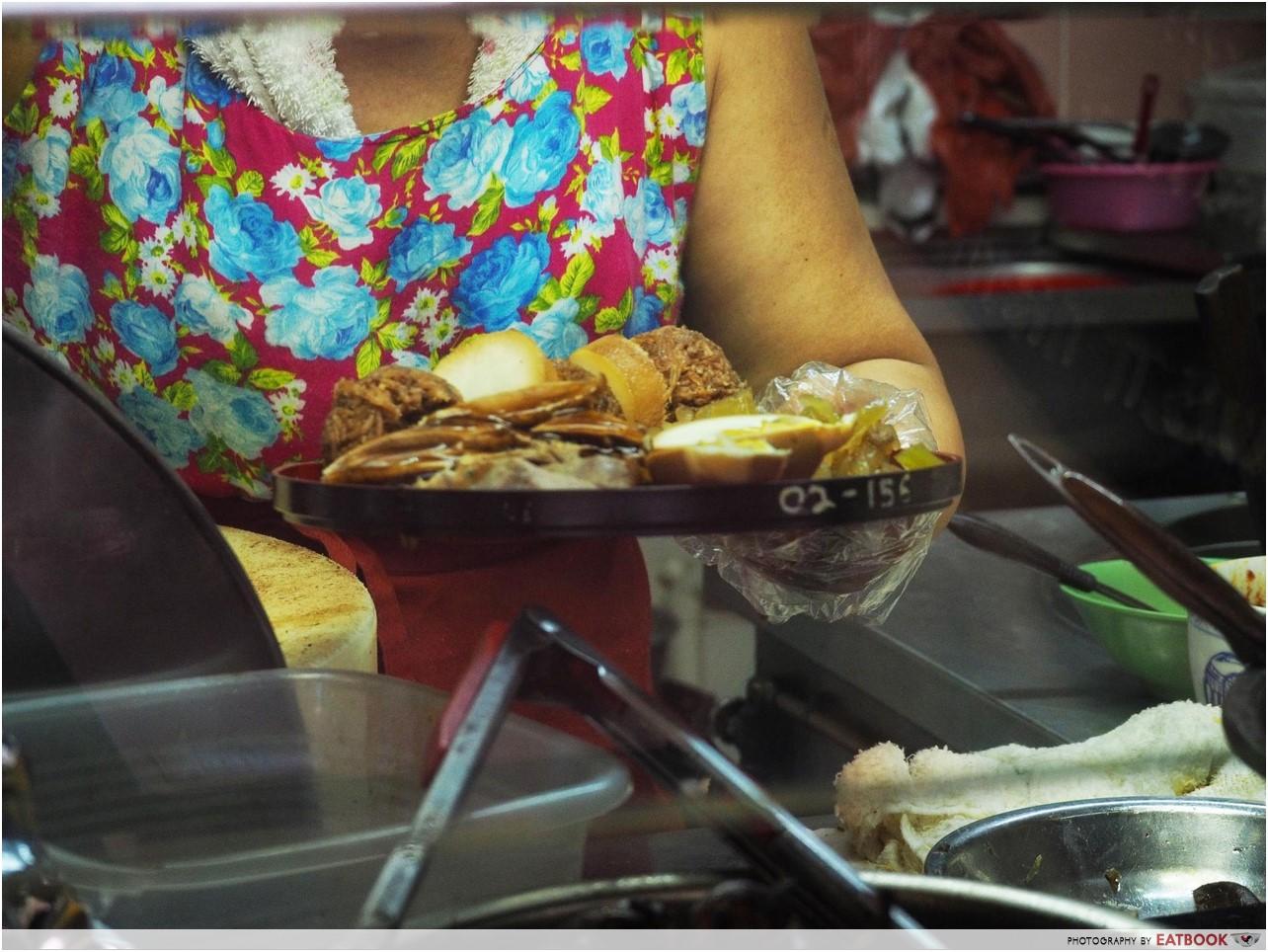 Jin Ji Braised Duck - stall (Copy)