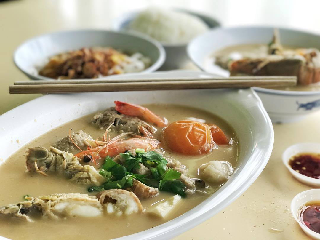 Hawker Seafood Soups - 2 sf