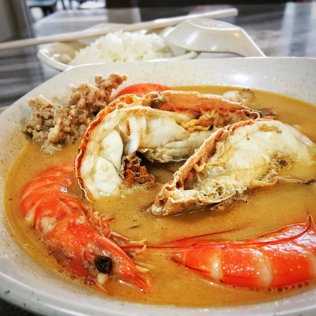 Hawker Seafood Soups - 5 as