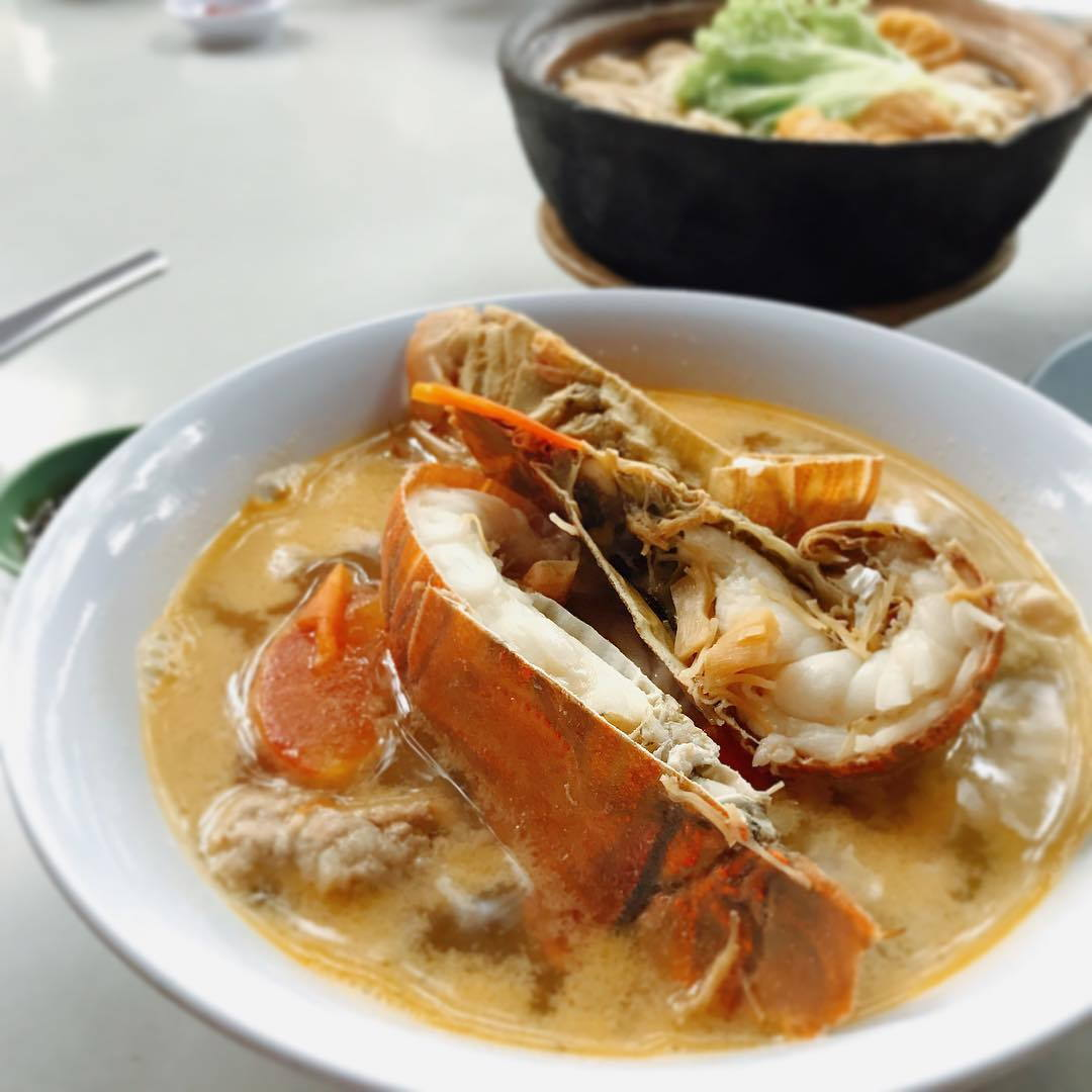 Hawker Seafood Soups - 6 sk