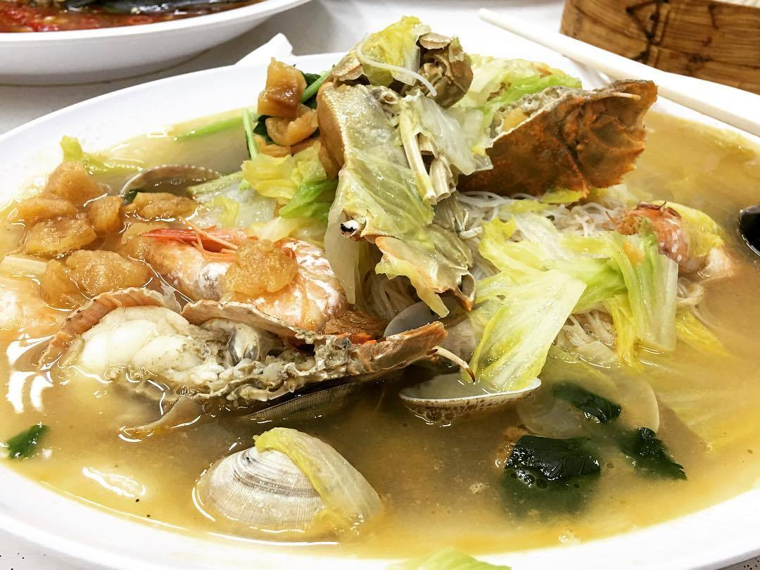 Hawker Seafood Soups - 7 x