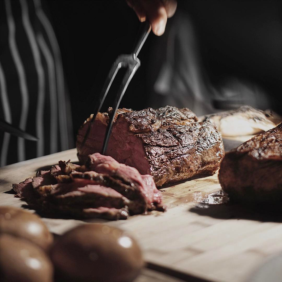 Steak buffets - The carvery