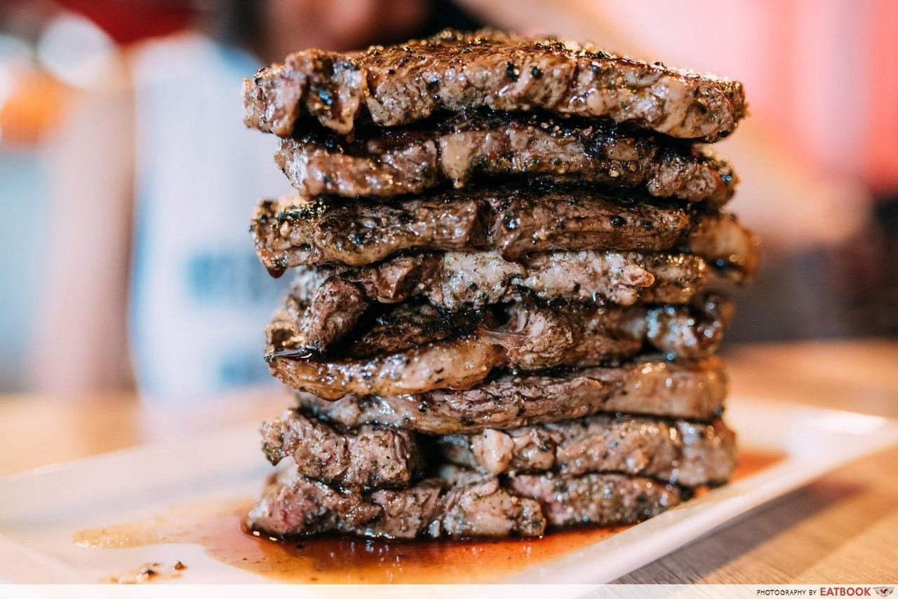 Steak buffets - Wicked Grill