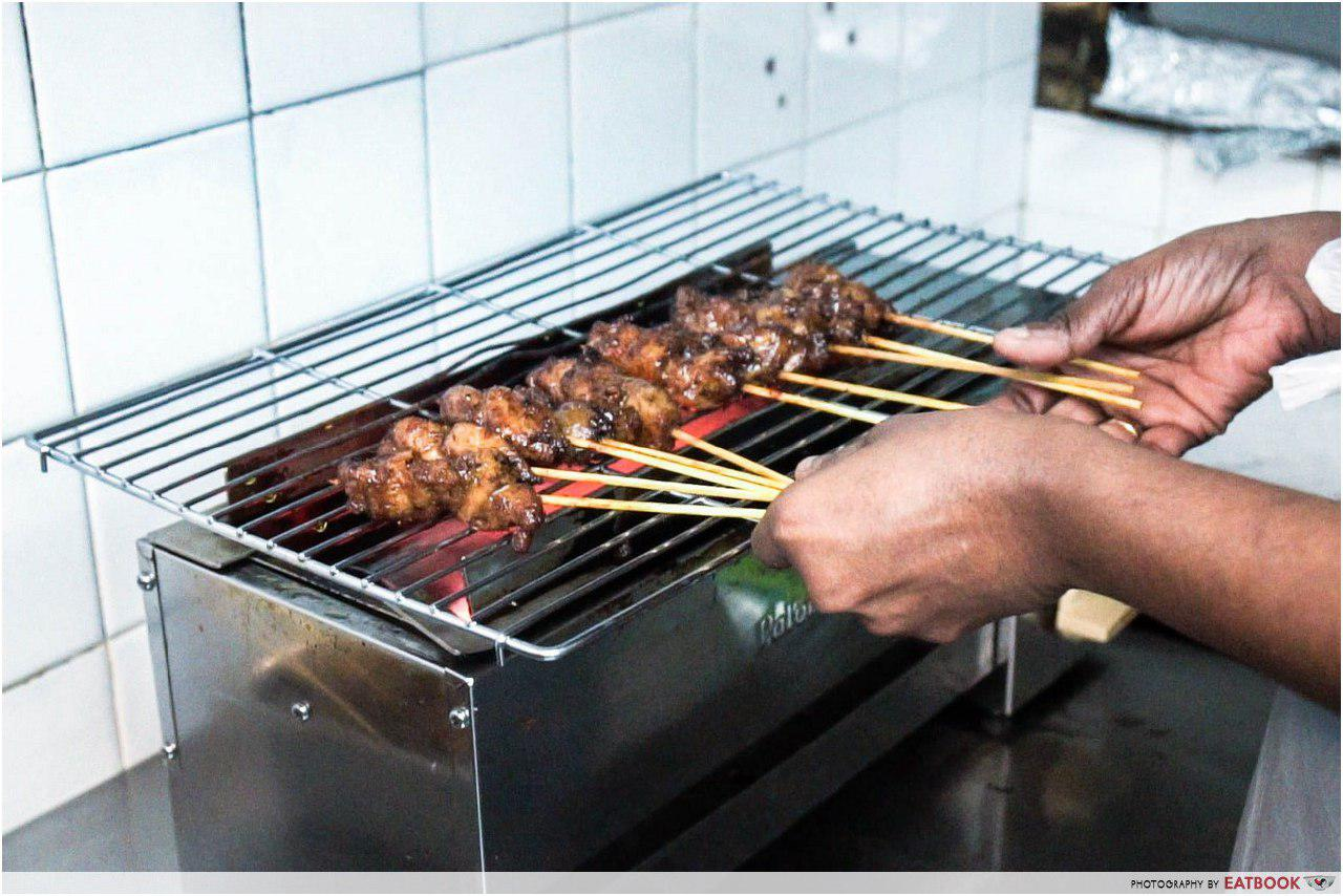 The RiceTable- Satay