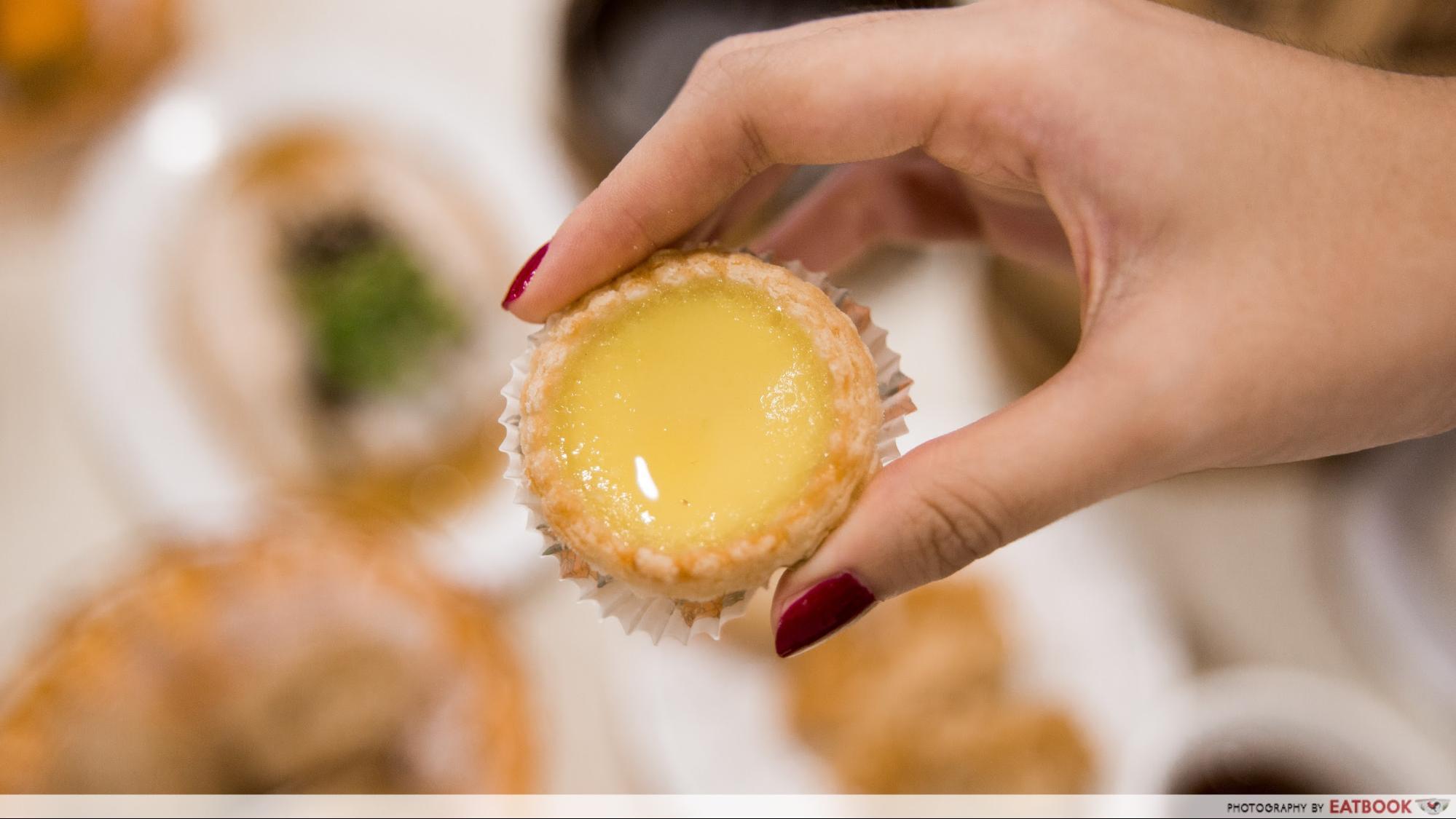Yum Cha - egg tart