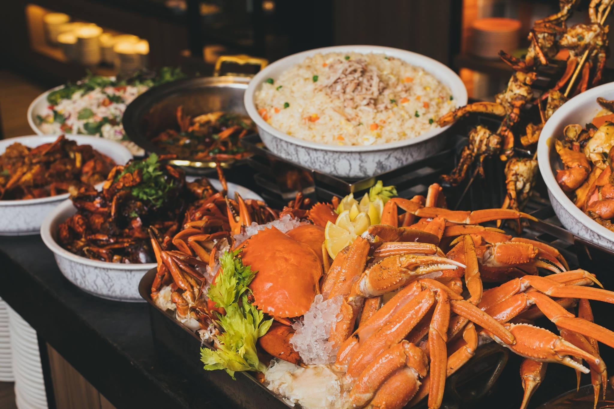 hotel seafood buffet- J65