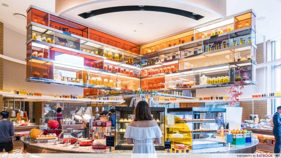 hotel seafood buffet - food capital