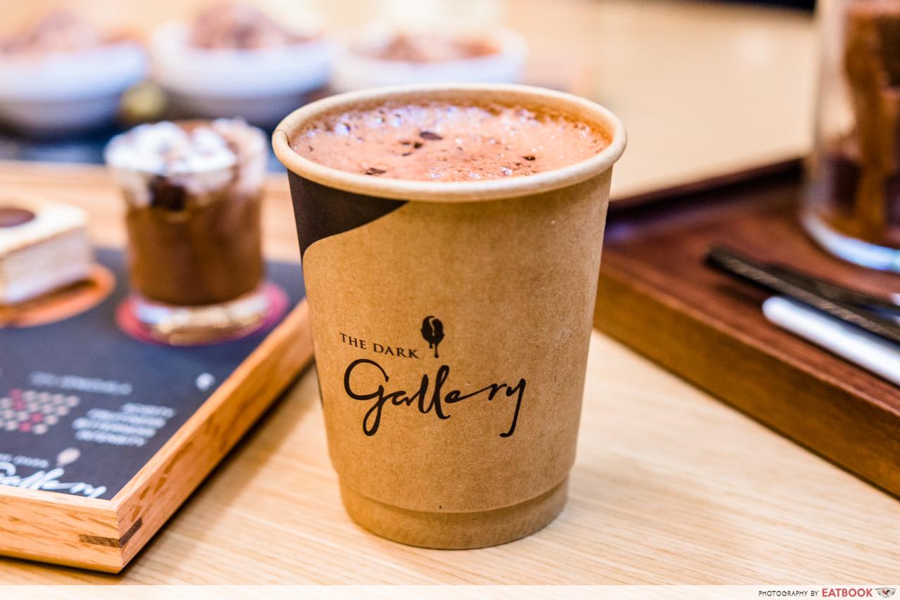 the dark gallery - drink