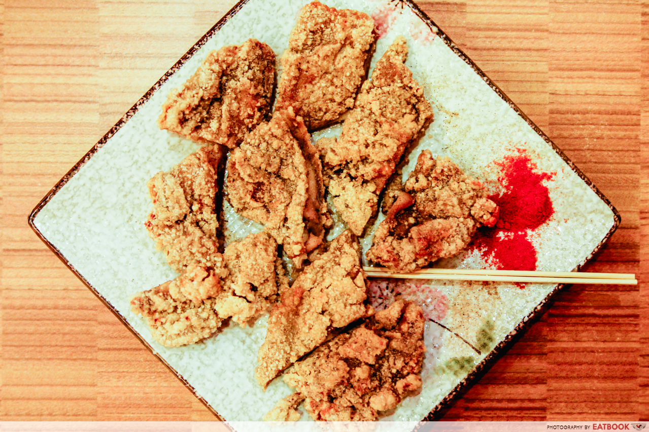 5 little bears - xl chicken