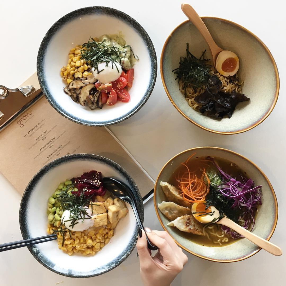 10 Affordable Vegetarian Restaurants With Mains Below 10 For Meatlessmondays Eatbook Sg New Singapore Restaurant And Street Food Ideas Recommendations