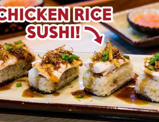 Chicken rice twists- feture image