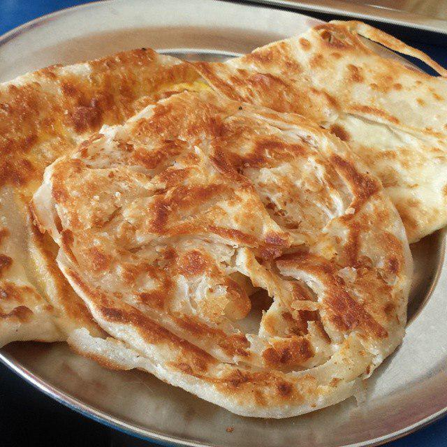 Crispy Prata - Casuarina Curry