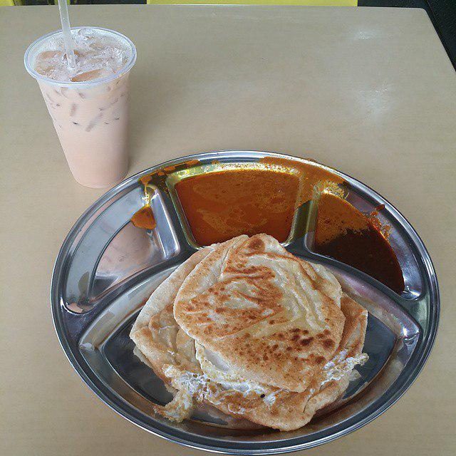 Crispy Prata - Mahamoodiya Restaurant