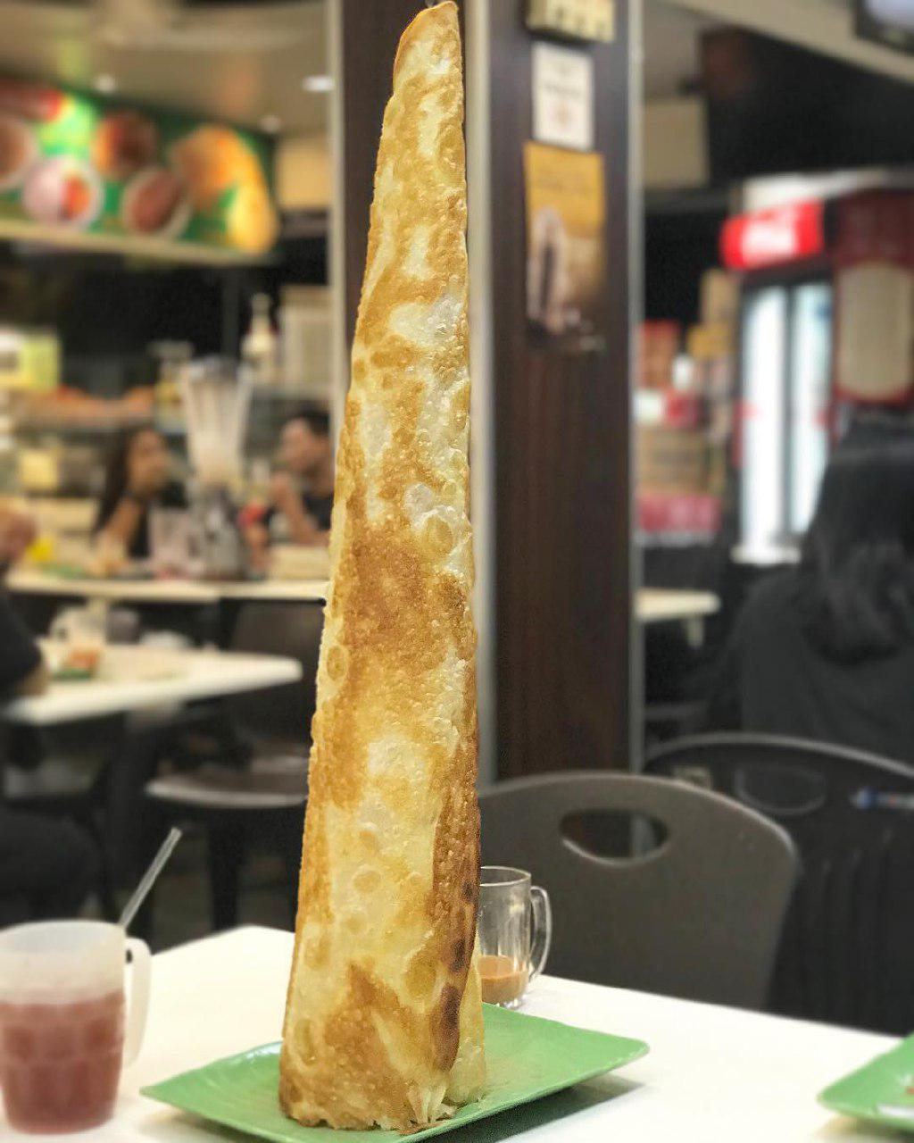 Crispy Prata - RK Eating House
