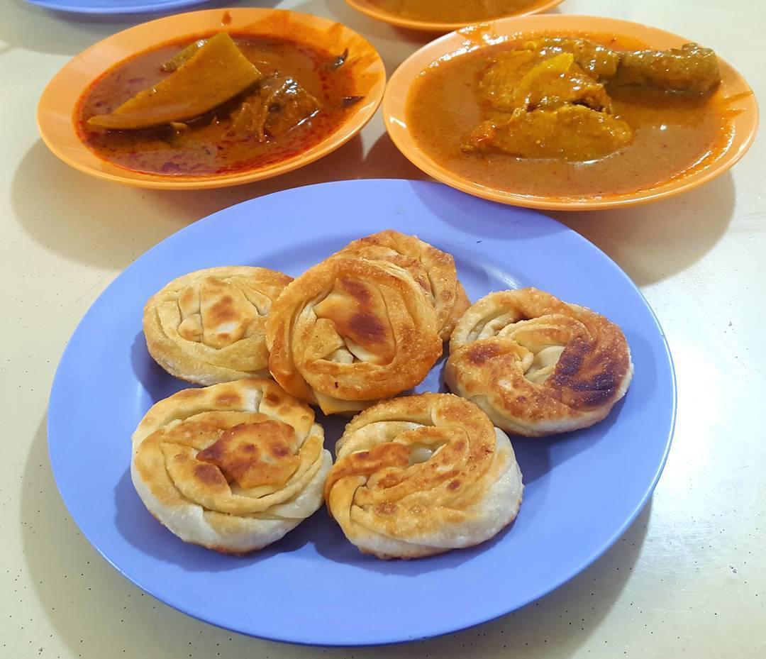 Crispy Prata - Sin Ming Roti Prata