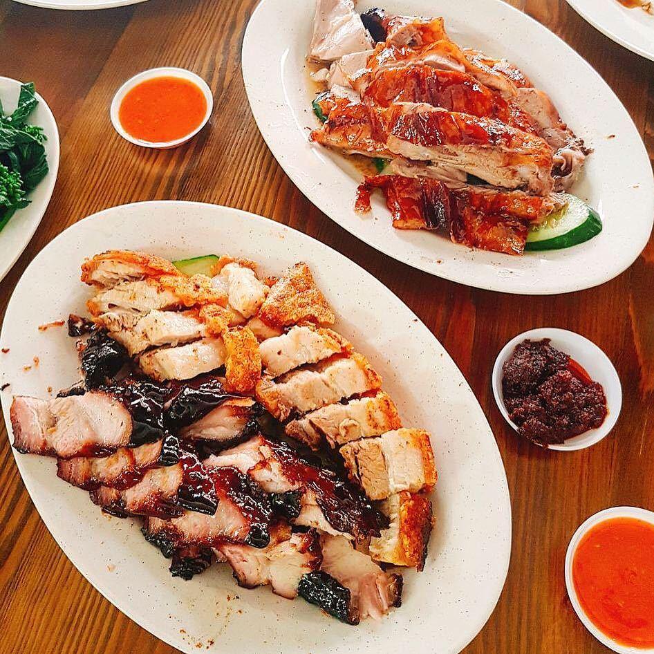 Famous Sio Bak - Hong Kong 88 Roast Meat Specialist