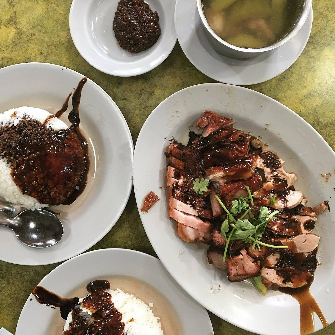 Famous Sio Bak - New Rong Liang Ge Cantonese Roast Duck
