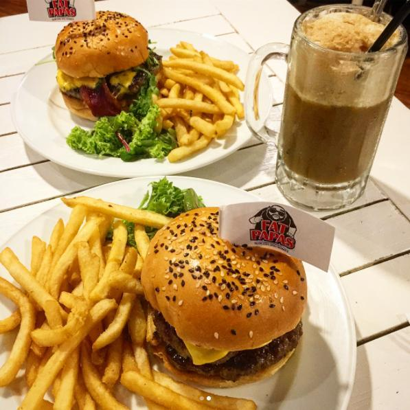 cheap halal food - Fatpapas