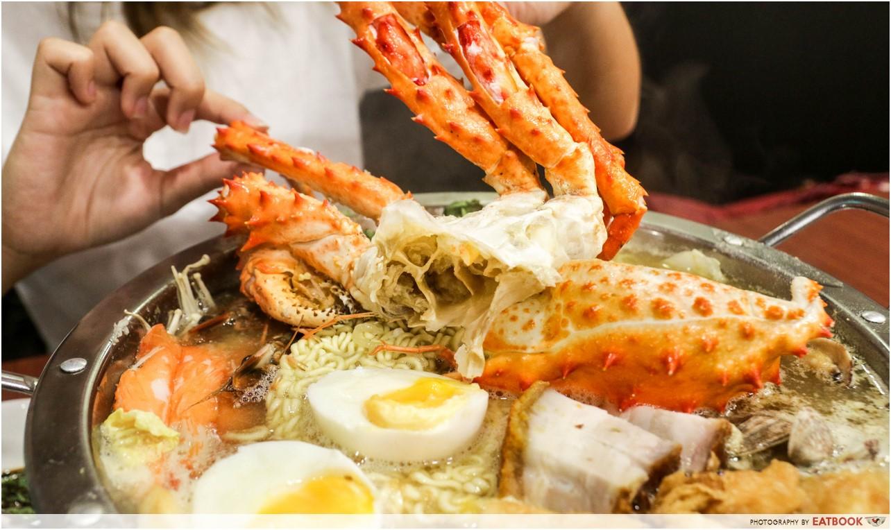 Jin Ho Mia - Alaskan crab