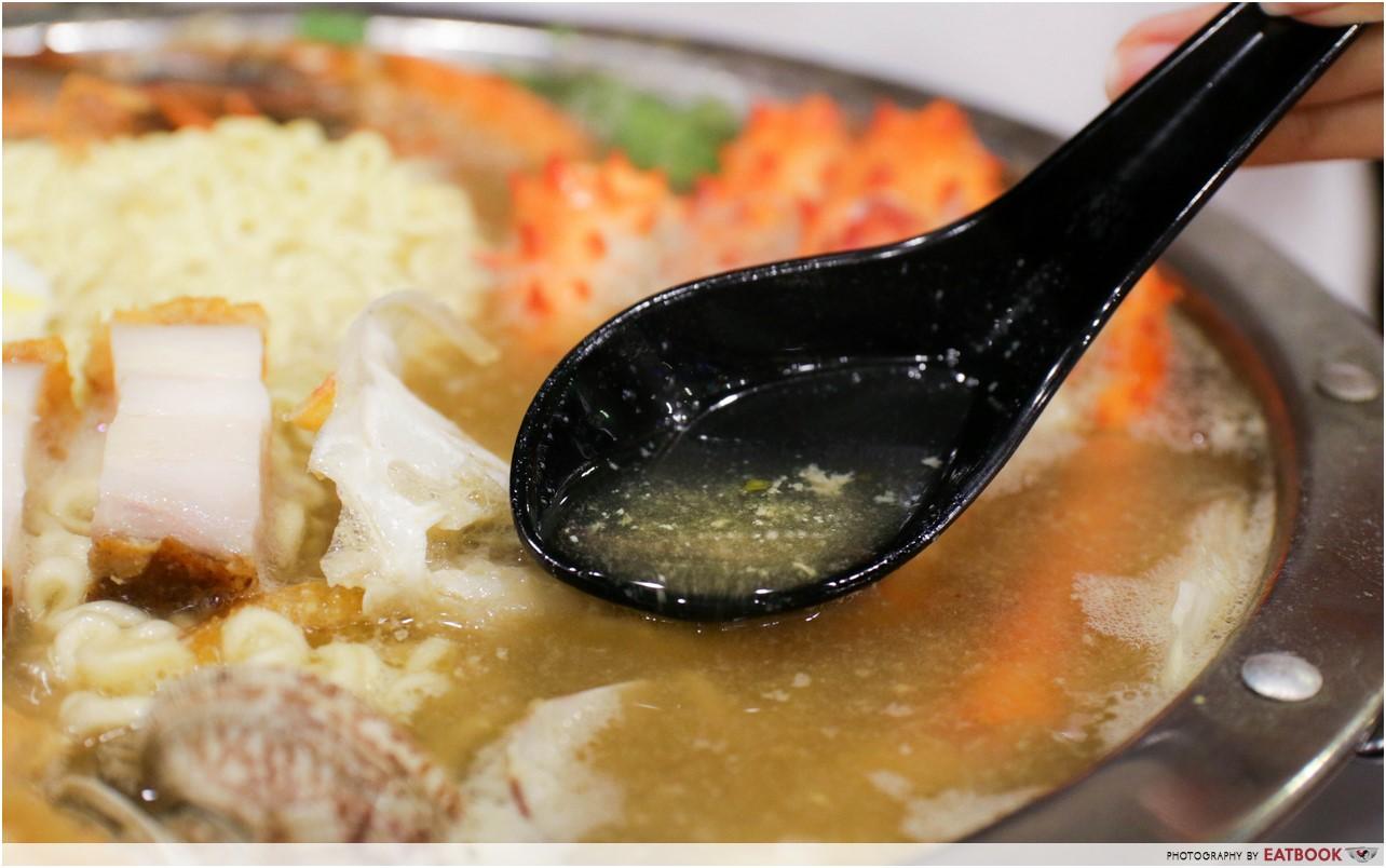 Jin Ho Mia - soup