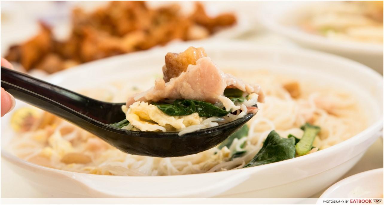 Jin Hock Seafood - white bee hoon 2