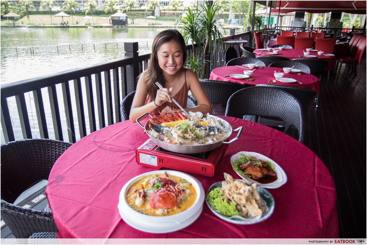 Long Jiang Chinos - food