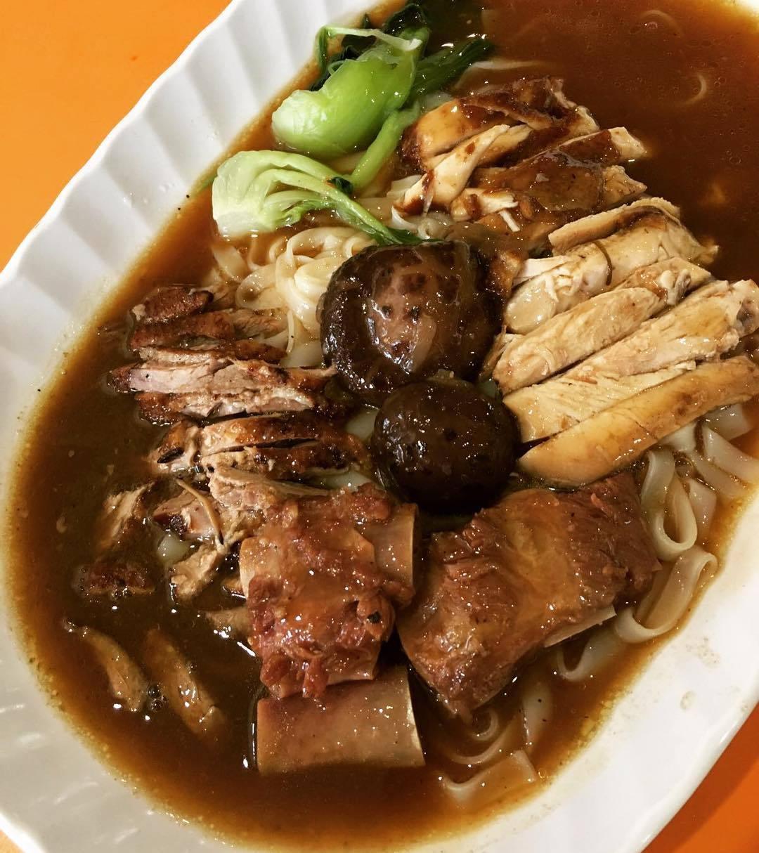 Michelin Hawker Dishes - Shi Hui Yuan Hor Fun Specialty