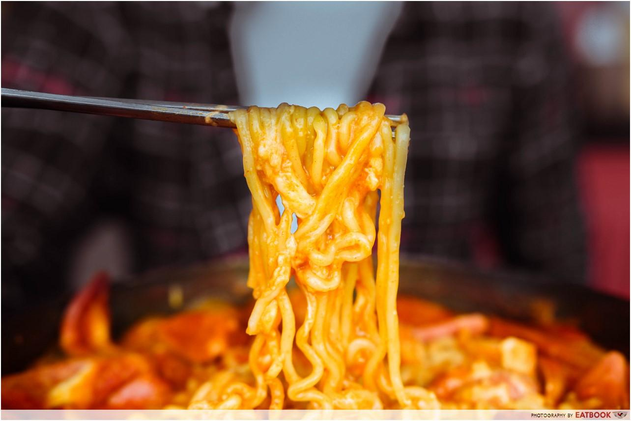 Mukshidonna - Army stew ramyeon noodle