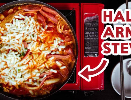 Mukshidonna halal army stew