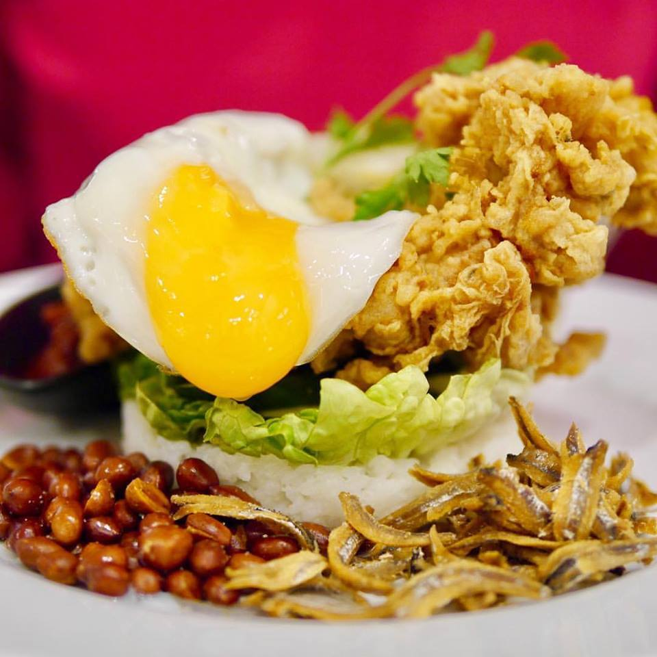 Nasi Lemak-inspired - Little House of Dreams