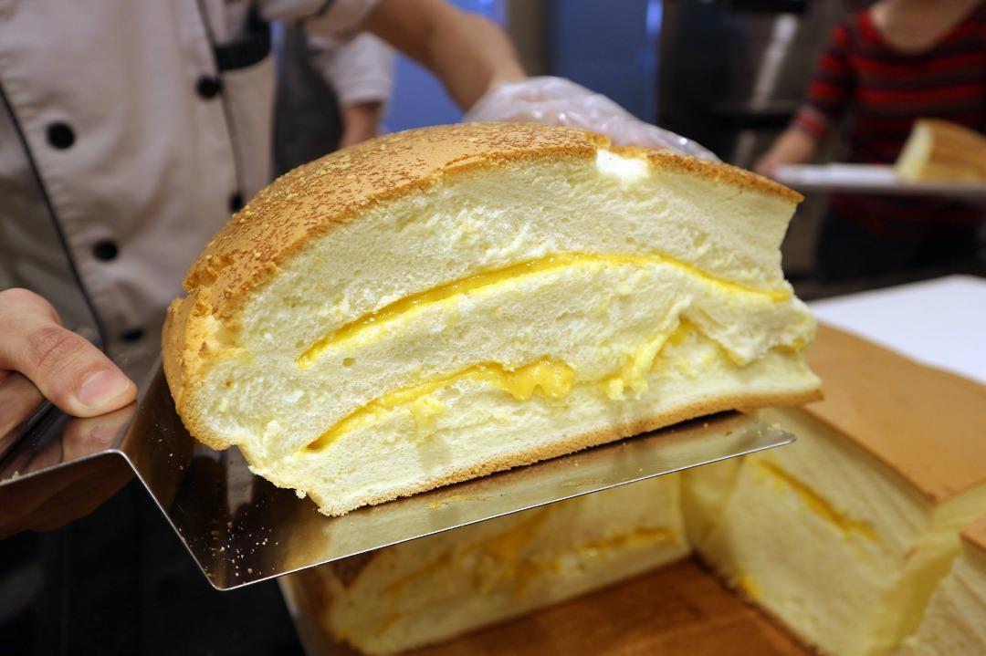 original cake - free castella cake