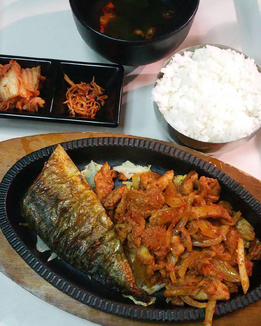 Pasir Ris cheap food haunts - Korean Cuisine