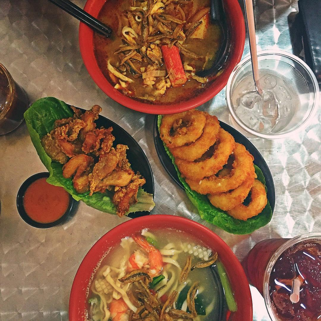 Pasir Ris cheap food haunts - Yumen Hut