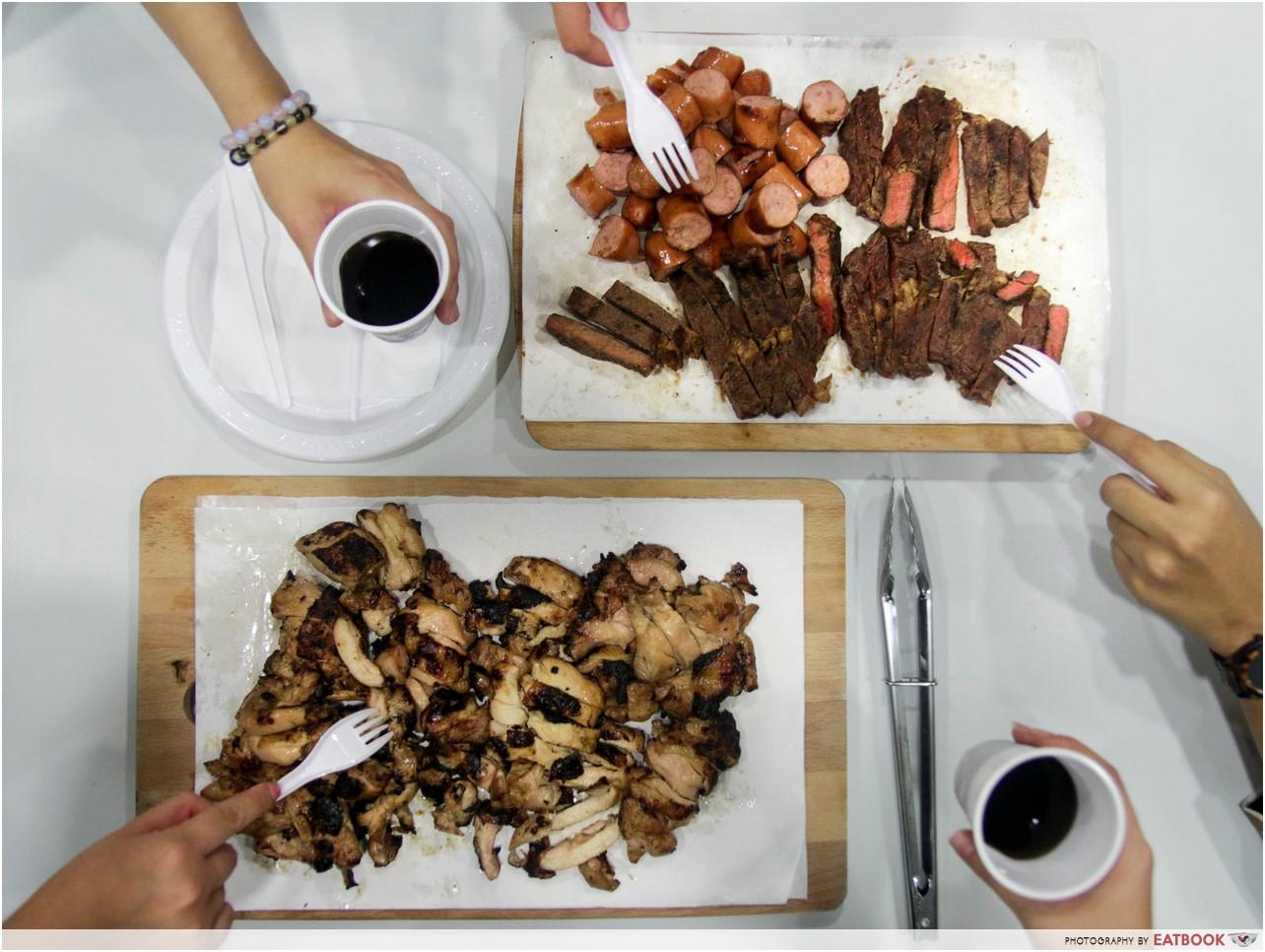 Sunday Roast - flatlay