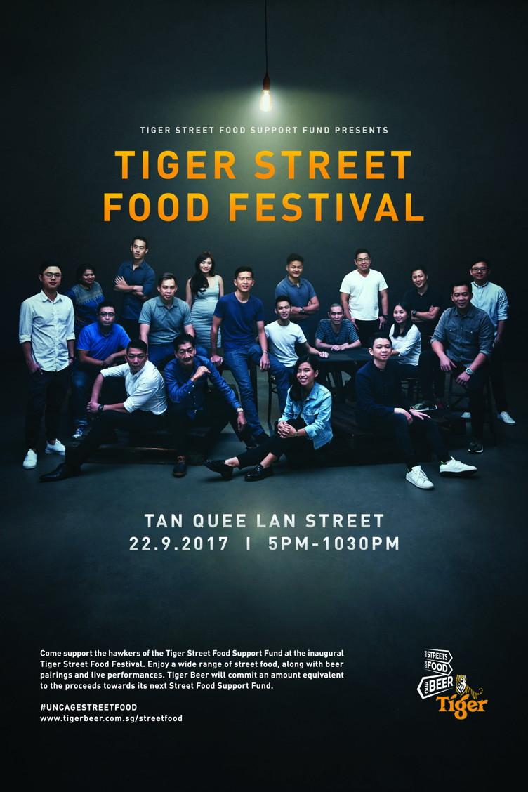 Tiger Street Food Festival - KV