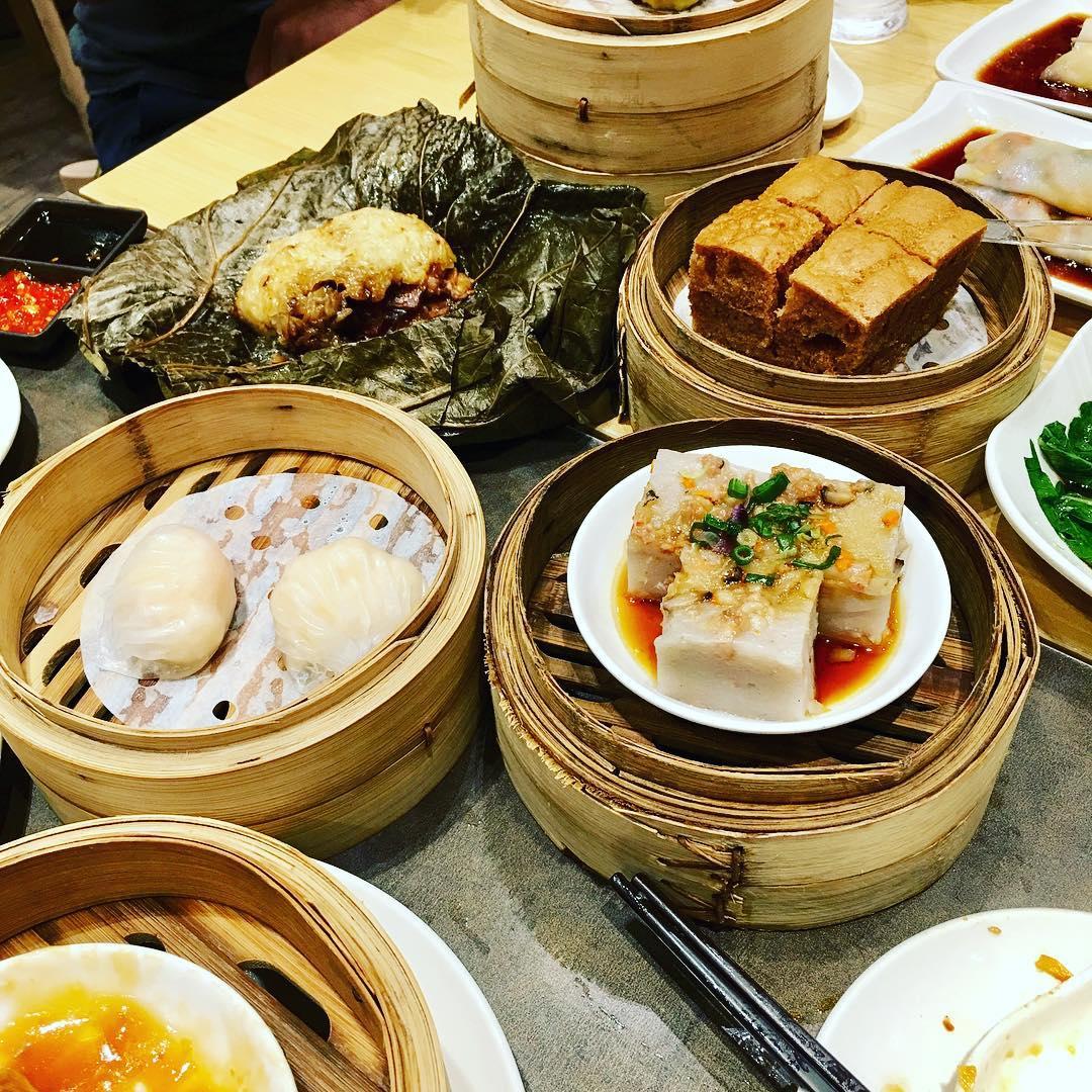 late-night dim sum - tim ho wan