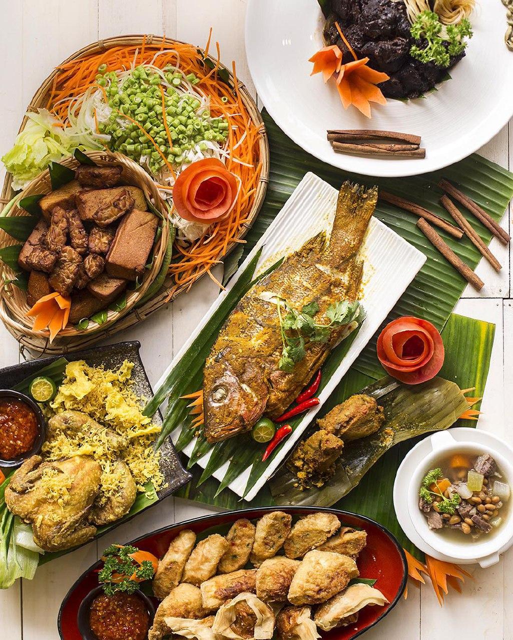 weekday hotel lunch buffets - Kintamani