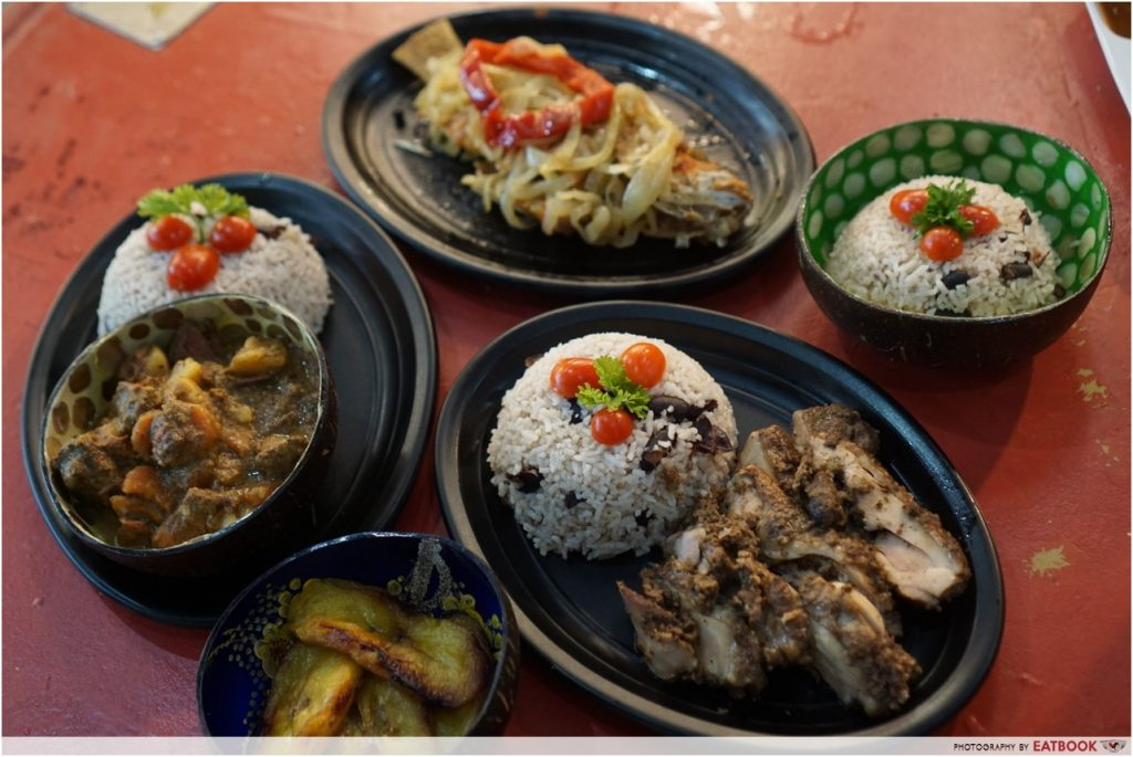 Bedok Hawker Stalls With Food From WestSiders Will Want - 10 caribbean foods you need to try