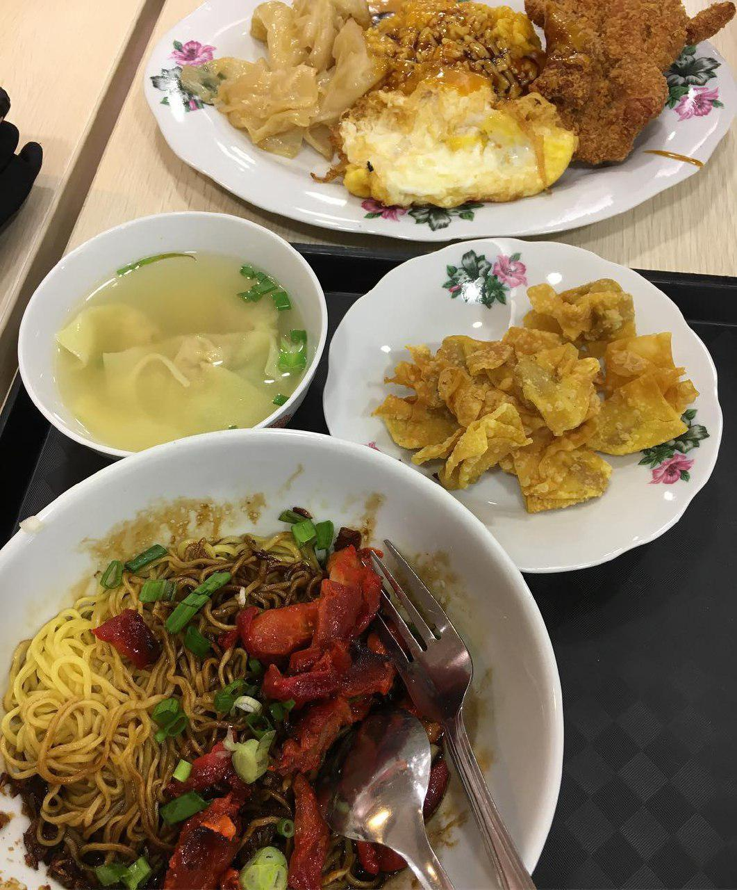 Cheap food around town - Encik Tan