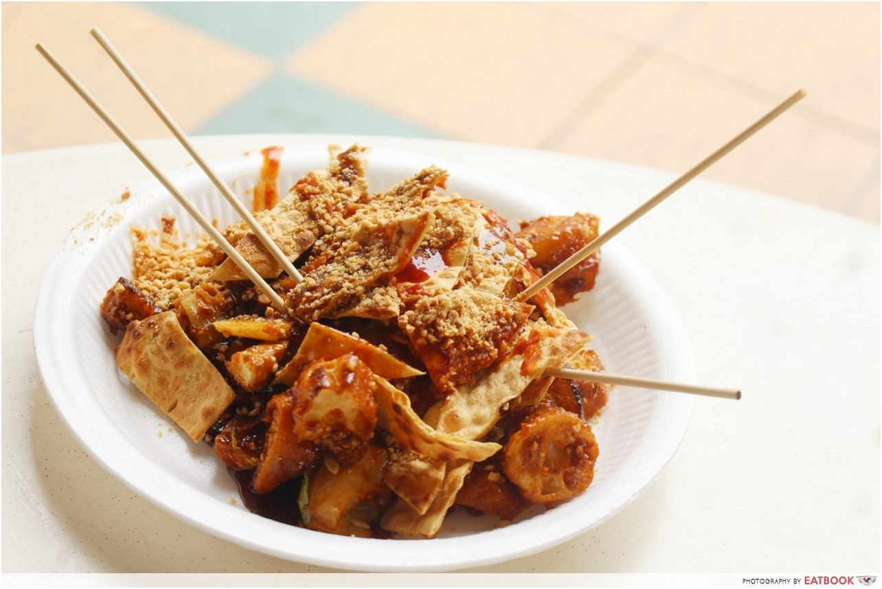 Clementi Hawker Food - Brother's Rojak