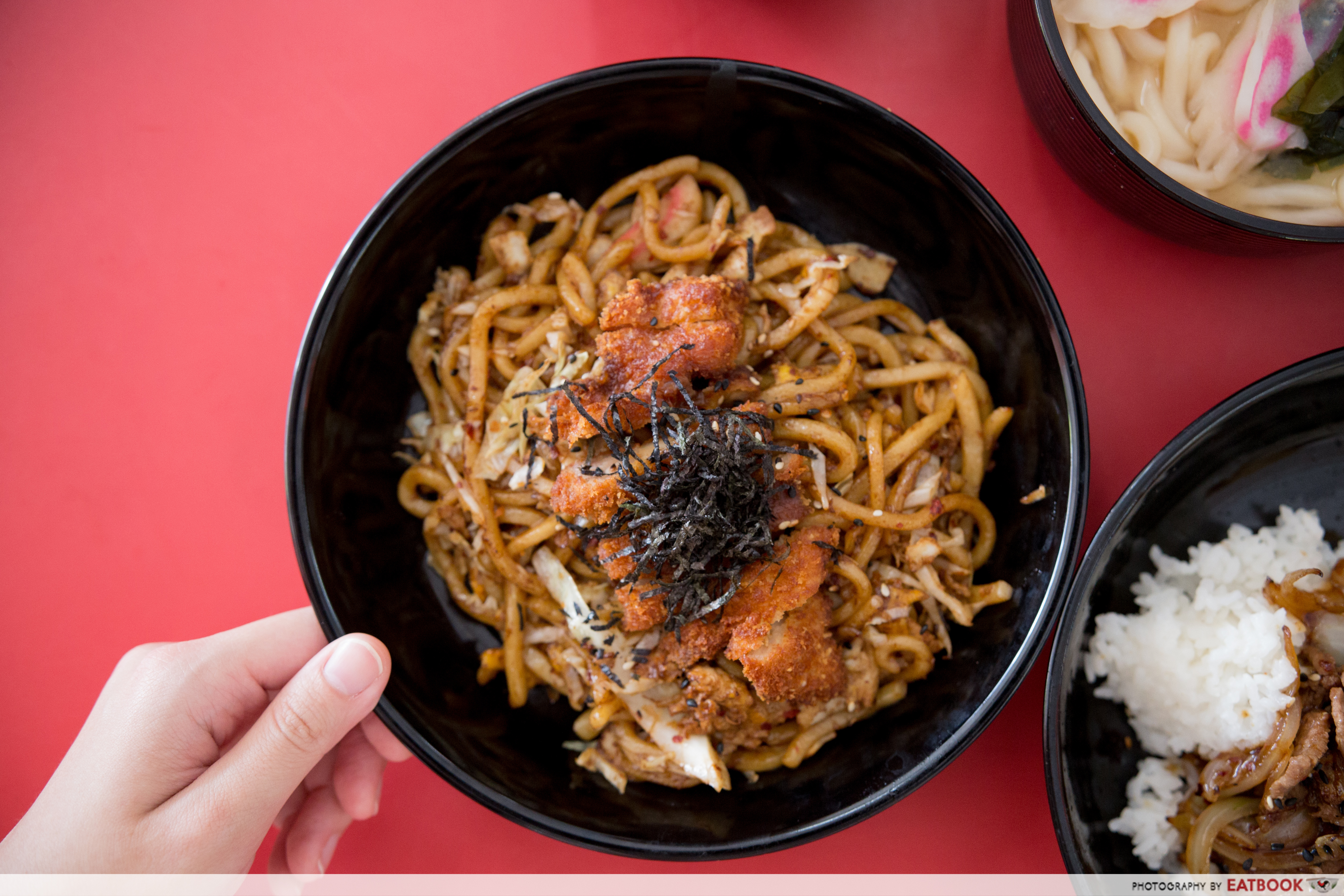 Don and Udon - yaki udon