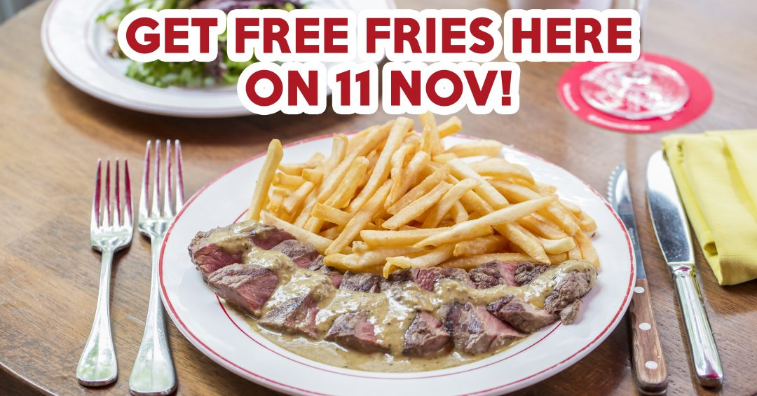 Free Fries Day - Feature