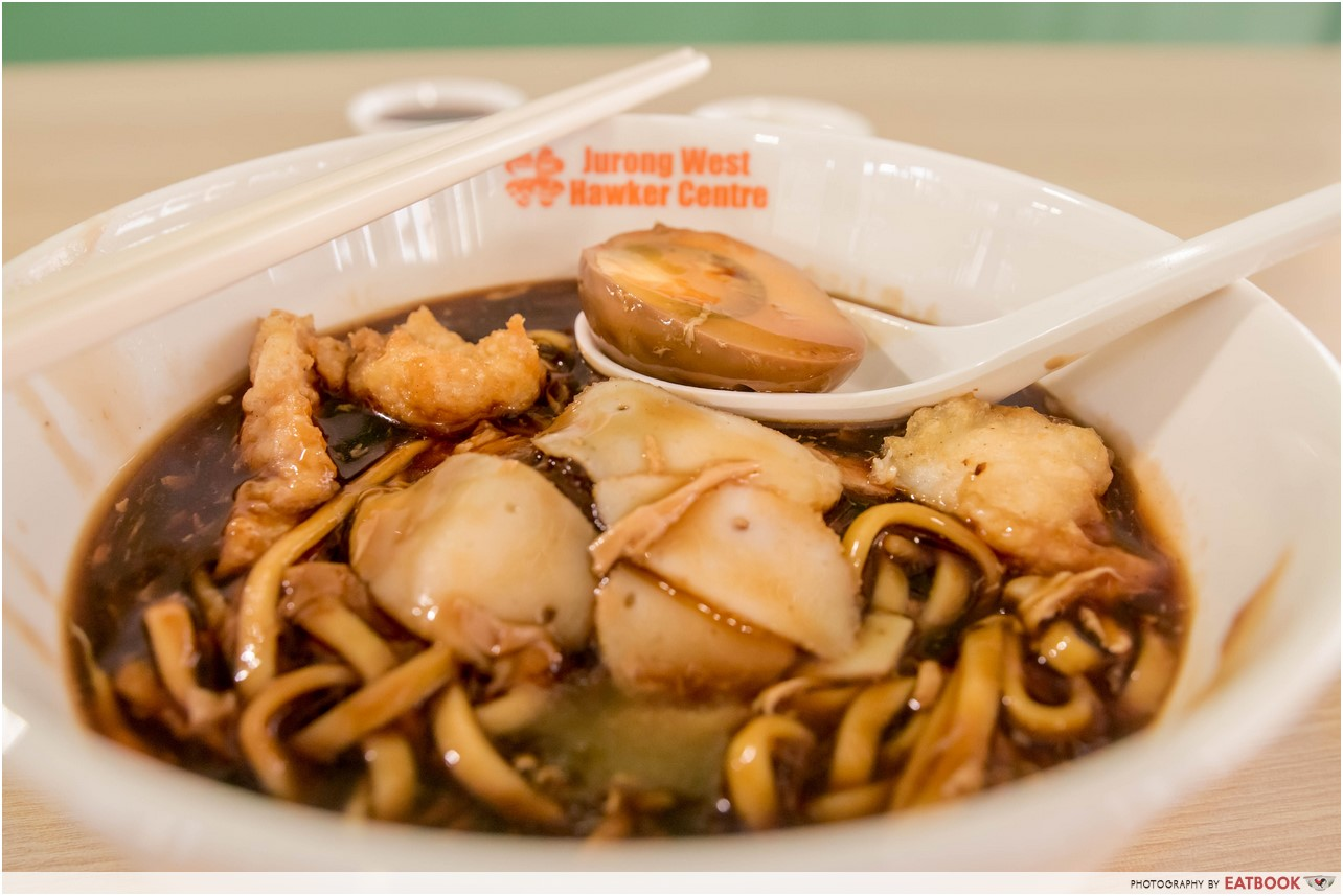 Jurong West Hawker Centre - june kee noodle house