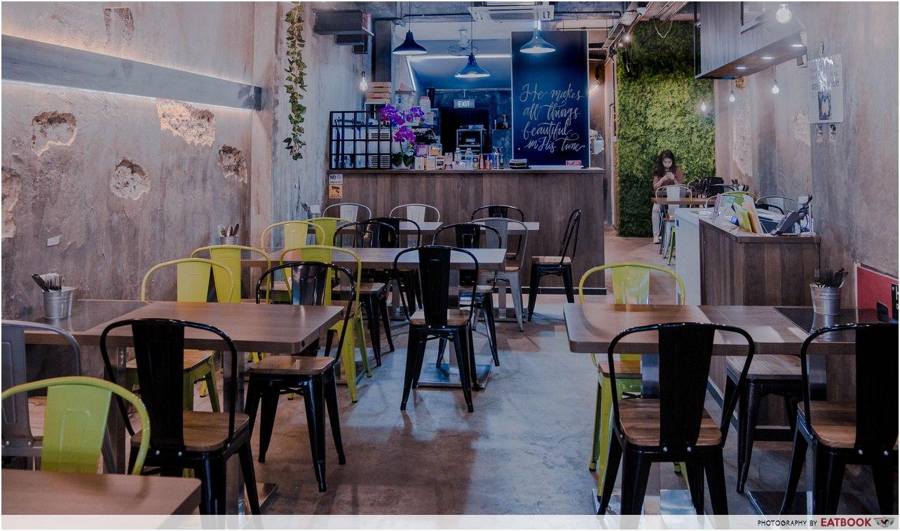 Mao Shan Wang Cafe - ambience