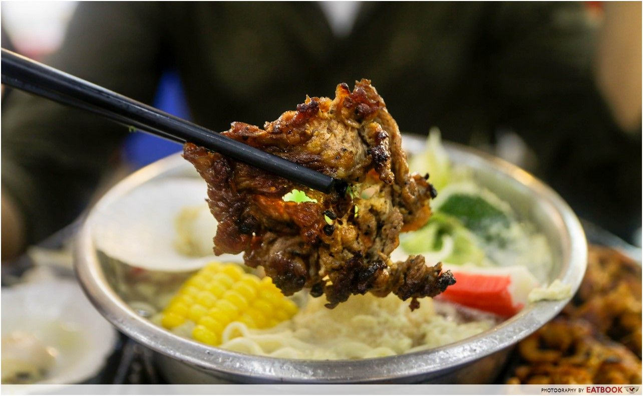 Makan-Makan - Black pepper beef