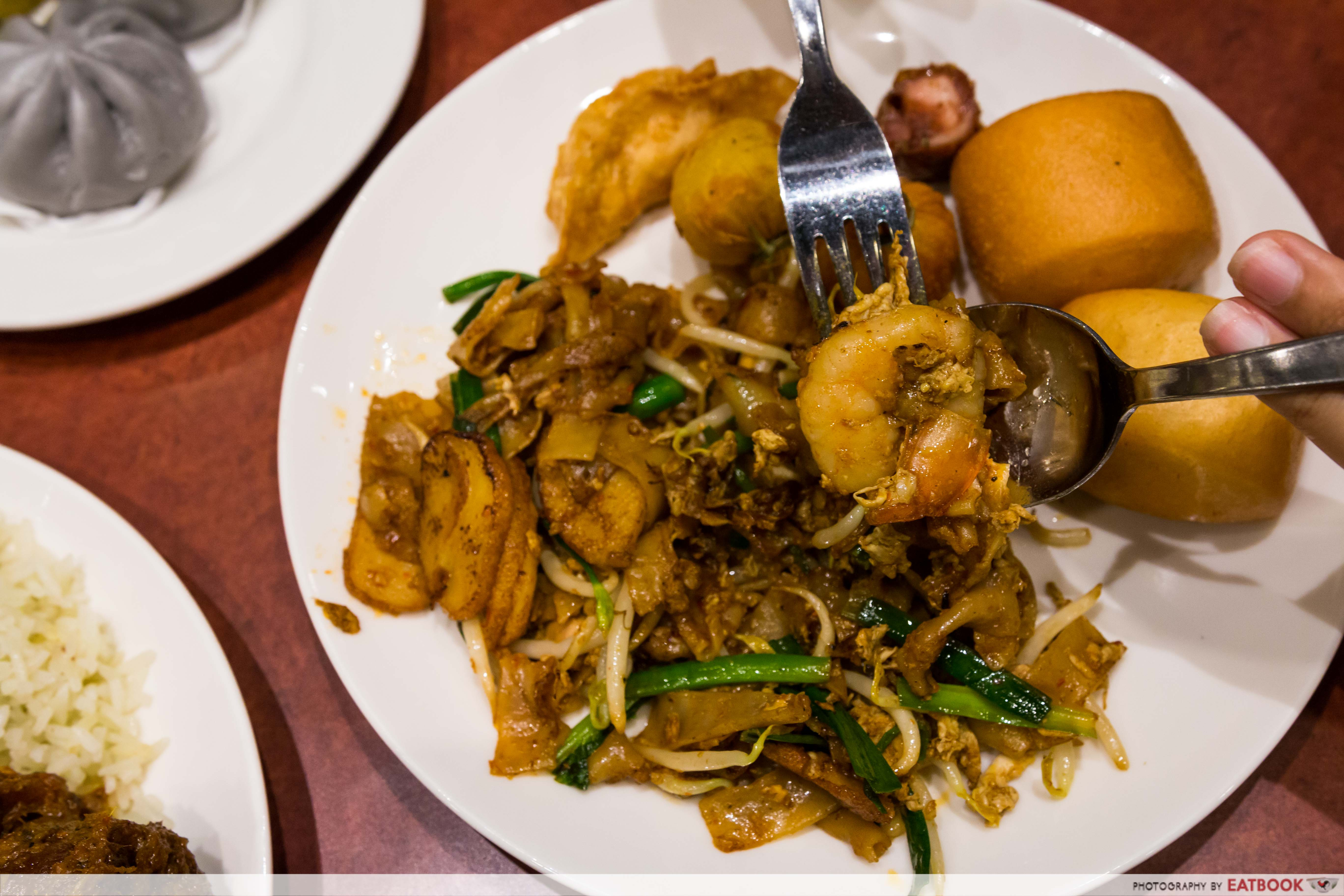 Penang Place- char kway teow 1