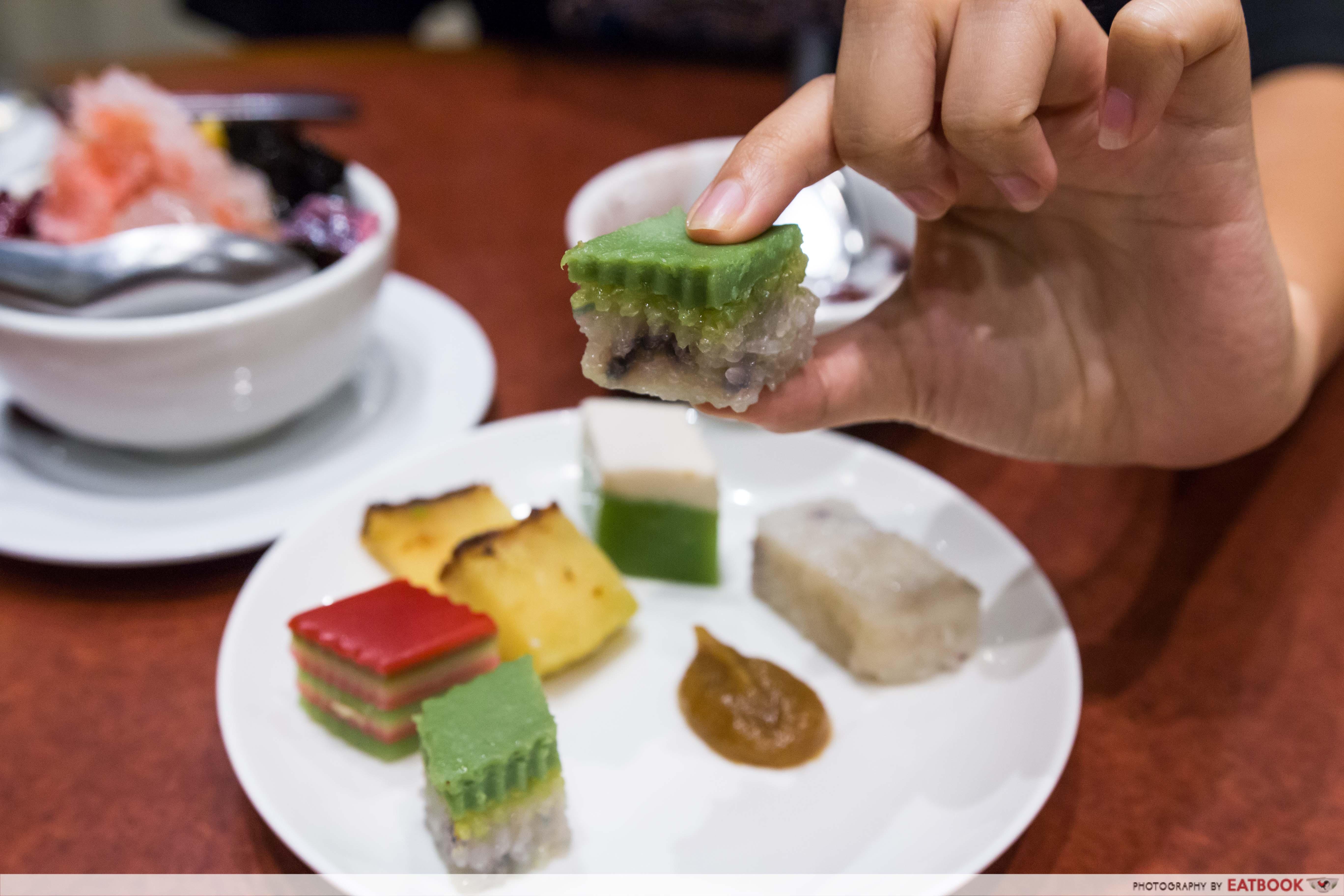 Penang Place- desserts
