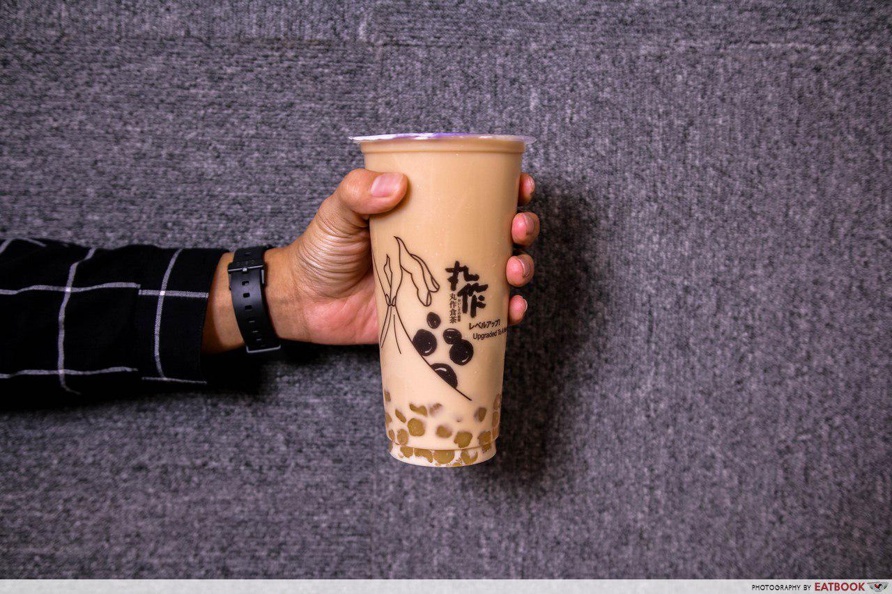 PlayMade - Black Tea Latte with Burnt Caramel Pearls