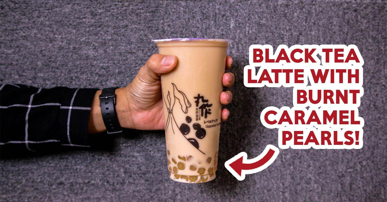 Playmade Review: New Bubble Tea Shop With Black Sesame And