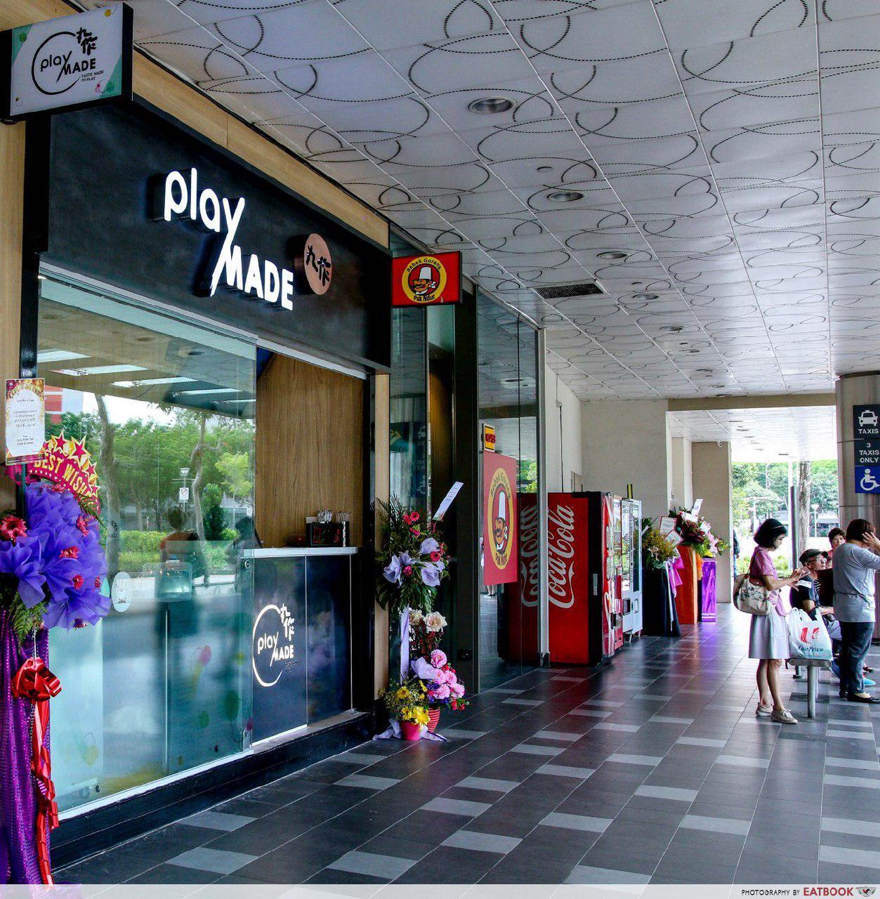 PlayMade - Exterior